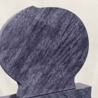 Modern Headstone - MH013